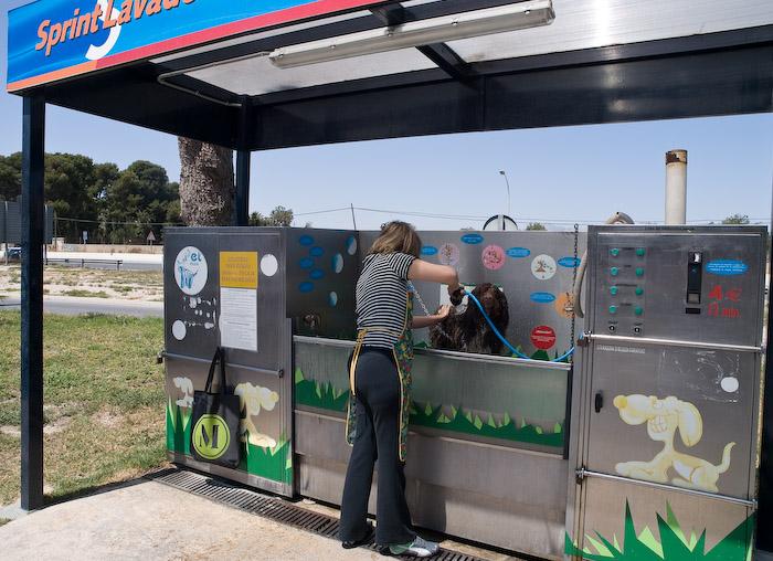 Car Wash Near Alicante